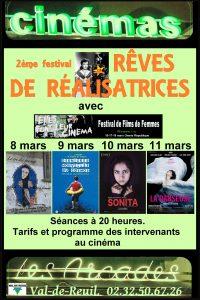 2eme festival Rêves de réalisatrices