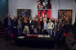 """Lancement du réseau de festival """"Moteur"""" à l'Omnia de Rouen le 20 octobre 2016"""
